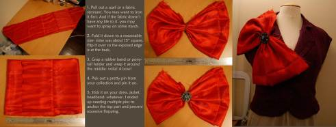 How to Make a Big, Floppy Bow